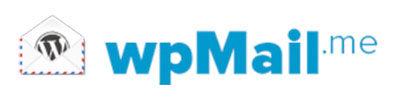 wpMail.me Logo