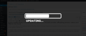 Slow WordPress Admin